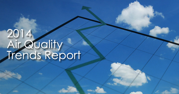 2014 Air Quality Trends Report