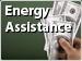 photo of hand holding cash - energy assistance photo