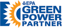 EPA Green Power Partner seal