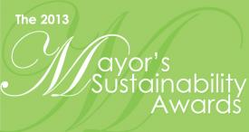 Mayor's 2013 Sustainability Awards