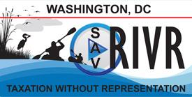 Save the River License Plate