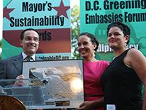 2014 Mayor's Sustainability Awards